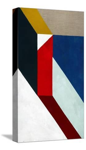 Primary Shapes 1-Stefano Altamura-Stretched Canvas Print