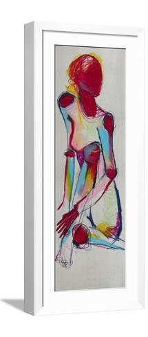 Ladies in Red 2-Stefano Altamura-Framed Art Print