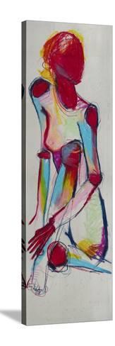 Ladies in Red 2-Stefano Altamura-Stretched Canvas Print