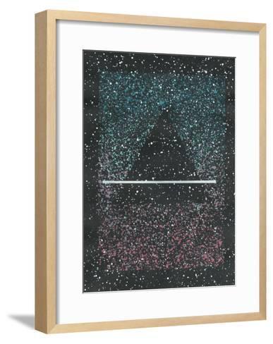 Stranger Shapes 1-Stefano Altamura-Framed Art Print