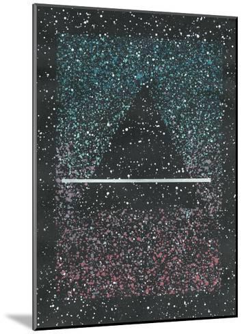 Stranger Shapes 1-Stefano Altamura-Mounted Premium Giclee Print