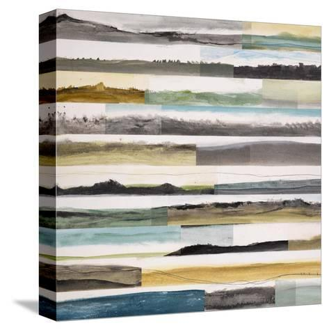 Neutral Plains 5-Kyle Goderwis-Stretched Canvas Print