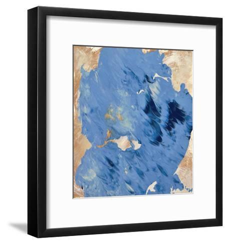 Rise and Roll 2-Emma Jones-Framed Art Print