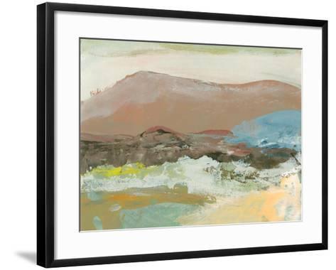 Landscape Study 20-Kyle Goderwis-Framed Art Print