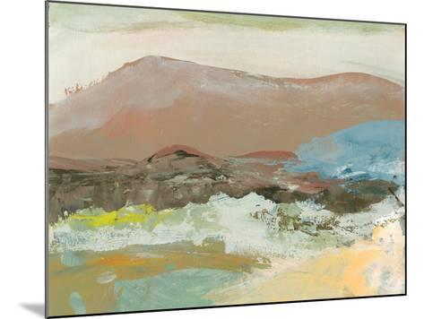 Landscape Study 20-Kyle Goderwis-Mounted Premium Giclee Print