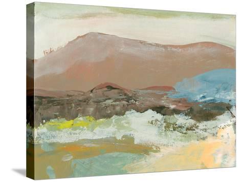 Landscape Study 20-Kyle Goderwis-Stretched Canvas Print