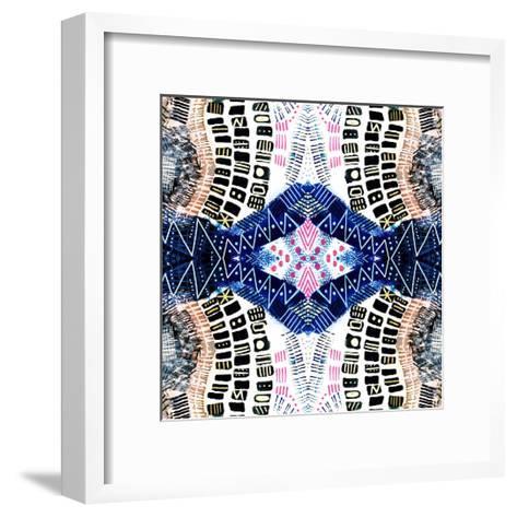 Markmaking-Melanie Biehle-Framed Art Print