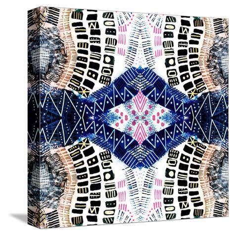 Markmaking-Melanie Biehle-Stretched Canvas Print