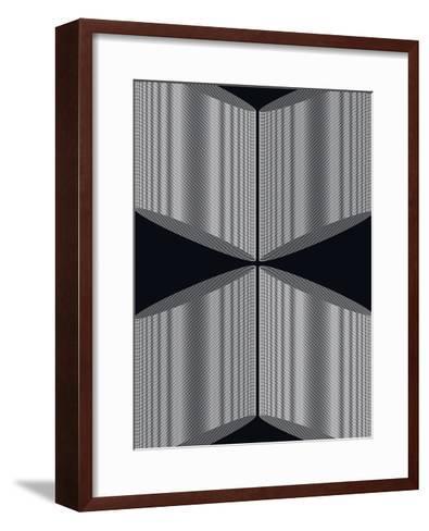 Linear Motion 7-THE Studio-Framed Art Print