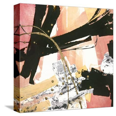 Desert Sunset 3-Chris Paschke-Stretched Canvas Print