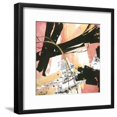 Desert Sunset 3-Chris Paschke-Framed Art Print
