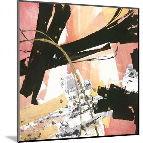 Desert Sunset 3-Chris Paschke-Mounted Premium Giclee Print