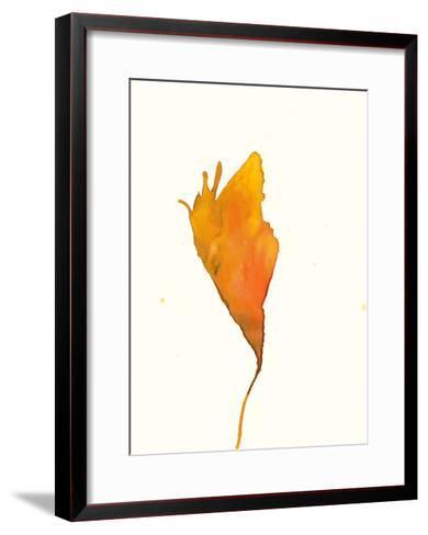 Watercolor Study No.3-Emma Jones-Framed Art Print