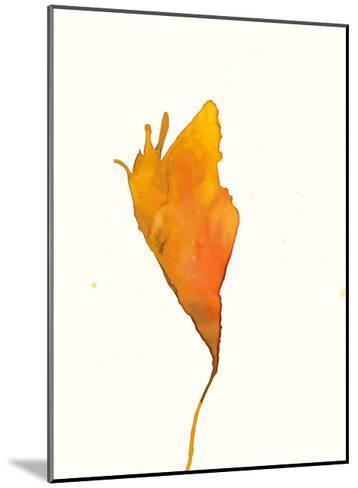 Watercolor Study No.3-Emma Jones-Mounted Premium Giclee Print