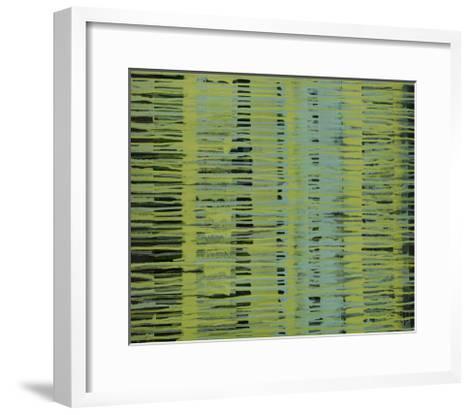 Drip Test 5-Christopher Balder-Framed Art Print