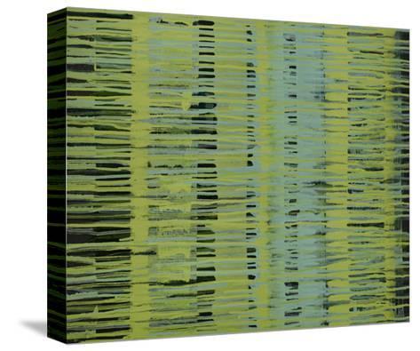 Drip Test 5-Christopher Balder-Stretched Canvas Print