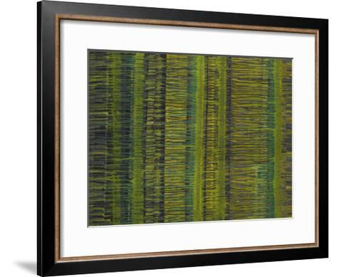 Drip Test 7-Christopher Balder-Framed Art Print