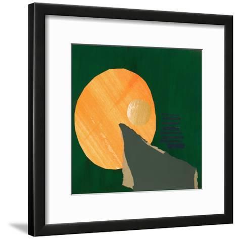Shape Shifter No.3-Emma Jones-Framed Art Print