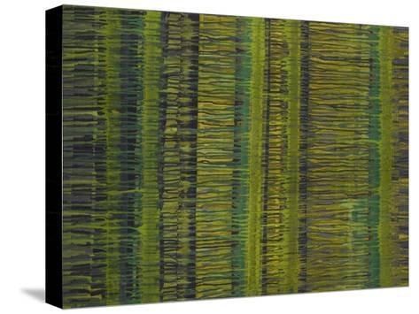 Drip Test 7-Christopher Balder-Stretched Canvas Print
