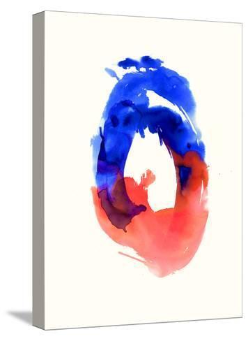 Watercolor Study No.5-Emma Jones-Stretched Canvas Print