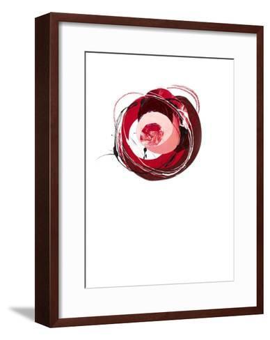Cairn 17-Emma Jones-Framed Art Print