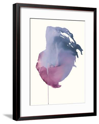 Watercolor Study No.4-Emma Jones-Framed Art Print