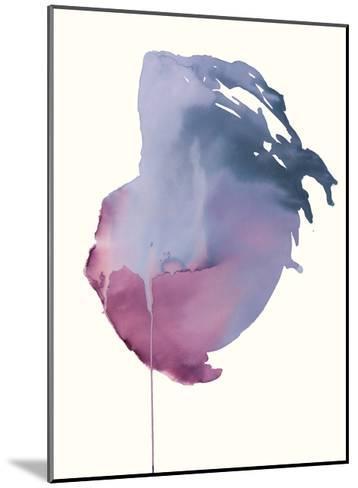 Watercolor Study No.4-Emma Jones-Mounted Premium Giclee Print