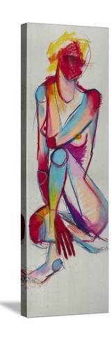Ladies in Red 1-Stefano Altamura-Stretched Canvas Print