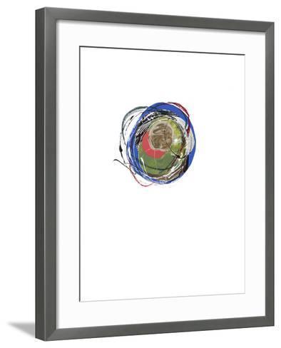 Cairn 13-Emma Jones-Framed Art Print