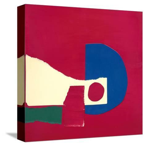 Shape Shifter No.1-Emma Jones-Stretched Canvas Print