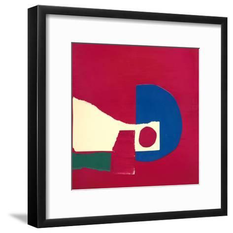 Shape Shifter No.1-Emma Jones-Framed Art Print