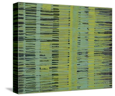 Drip Test 6-Christopher Balder-Stretched Canvas Print