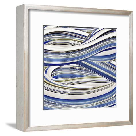Squeegee Blues 2-Arabella Studios-Framed Art Print