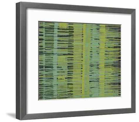 Drip Test 6-Christopher Balder-Framed Art Print