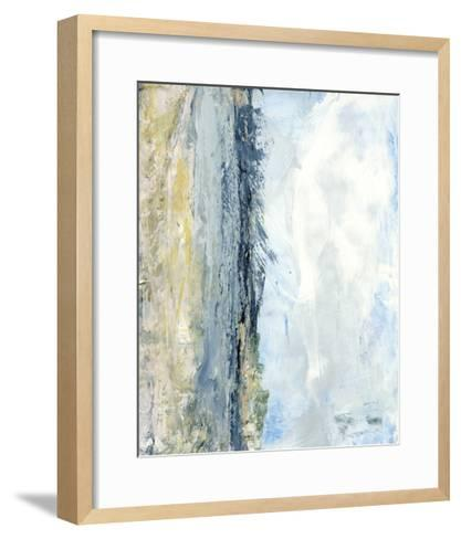 Coastal Seascape 8-Kyle Goderwis-Framed Art Print