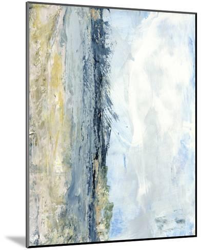 Coastal Seascape 8-Kyle Goderwis-Mounted Premium Giclee Print