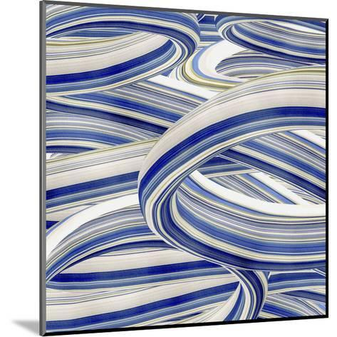 Squeegee Blues 4-Arabella Studios-Mounted Premium Giclee Print