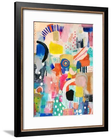 For Your Amusement-Melanie Biehle-Framed Art Print