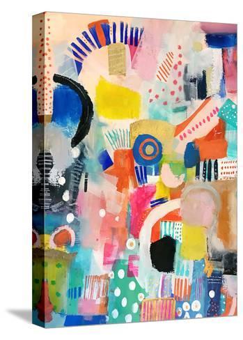 For Your Amusement-Melanie Biehle-Stretched Canvas Print