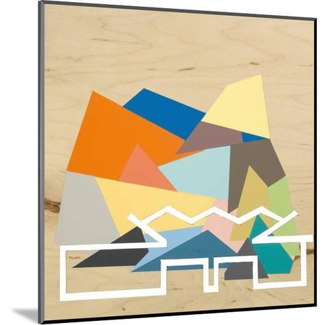 Palm Springs Home 3-Kyle Goderwis-Mounted Premium Giclee Print