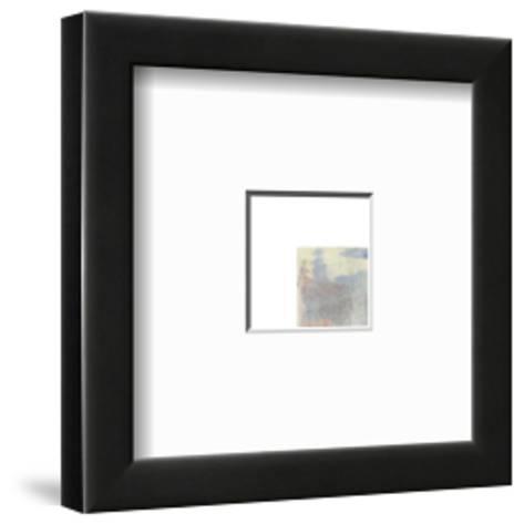 Sunrise Stag-Maeve Harris-Framed Art Print