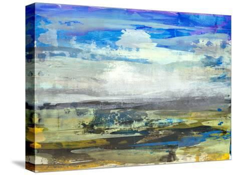 Building Sky 2-Maeve Harris-Stretched Canvas Print