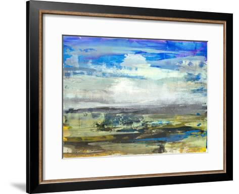 Building Sky 2-Maeve Harris-Framed Art Print