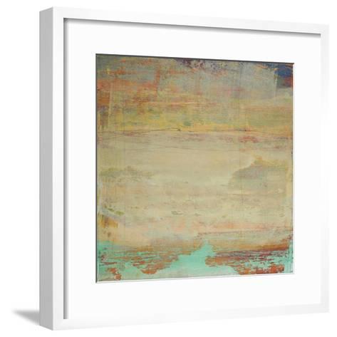 Land Between Dreams 1-Maeve Harris-Framed Art Print