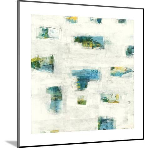 Breakthrough Blues 2 - Recolor-Maeve Harris-Mounted Premium Giclee Print