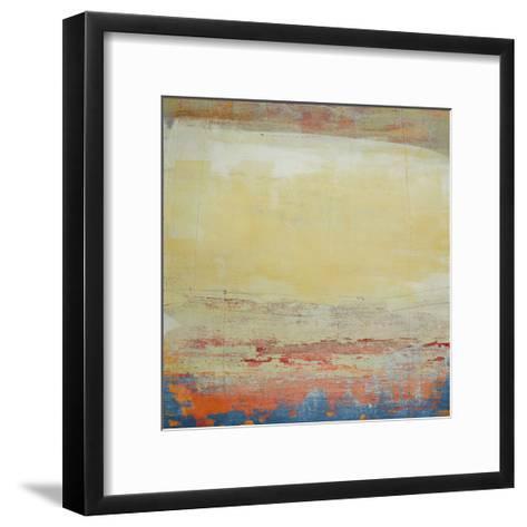 Land Between Dreams 2-Maeve Harris-Framed Art Print