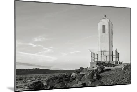 Browns Point Lighthouse-Steve Bisig-Mounted Premium Photographic Print