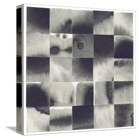 Squares 3-Erin Lin-Stretched Canvas Print