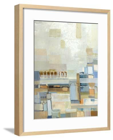 Cube View 1-Kyle Goderwis-Framed Art Print