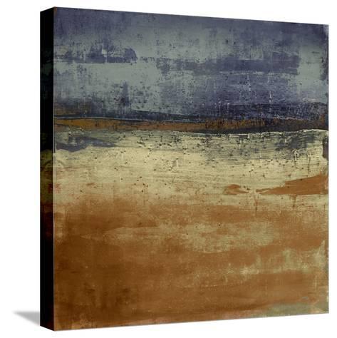 Terra-Cotta Passage-Maeve Harris-Stretched Canvas Print